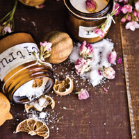 Citrus Rose Scrub Project by Christen Hammons