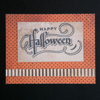 Embossed Greeting Cards Project