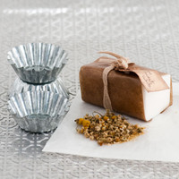Handmade Chamomile Soaps DIY Kit