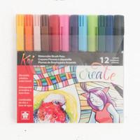 Sakura Koi Coloring Brush Pens