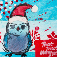 Birds of a Feather Holiday Cards by Sarah Donawerth
