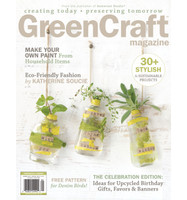 GreenCraft Magazine Summer 2016
