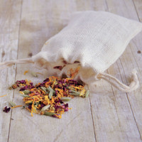 Organic Baby's Bath Herbs