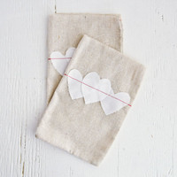 With Love Bags — Natural