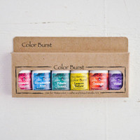 Ken Oliver Crafts Color Bursts — Brights 6 Pack