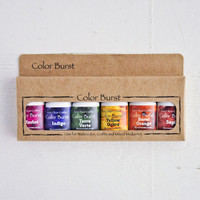 Ken Oliver Crafts Color Bursts — Earth Tones 6 Pack