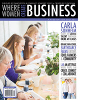 Where Women Create BUSINESS Summer 2016