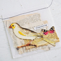 Secrets, Delights, and Decorative Envelopes Project