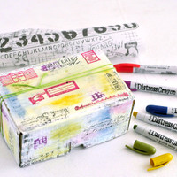 Distress Crayons Care Package Project