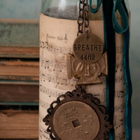 Winged Victory Bottle Project