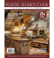 Where Women Cook Winter 2017