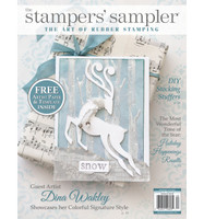 The Stampers' Sampler Autumn 2016