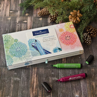 Faber-Castell Gift Set Brush Pen Set of 15