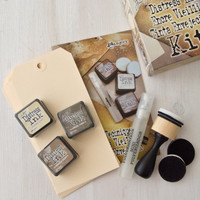 Tim Holtz Distress Ink Kit