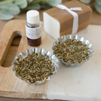 DIY Peppermint Soap-Making Kit