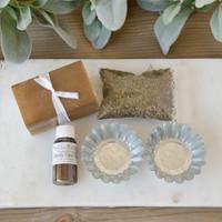 DIY Peppermint Soap Making Kit
