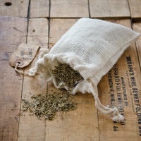 Organic Lemon Verbena Leaf - 1.5 oz bag