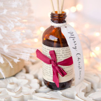 Christmas Memories: Reed Diffuser Project