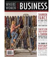 Where Women Create BUSINESS Spring 2017