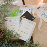 Give a Little Gold: Quick and Easy Packaging Ideas