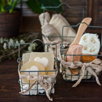 Guest Bathroom Decorative Soaps & Essentials Project