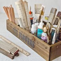 Vintage Plant Box — 3 Ways