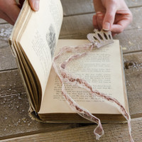 Once Upon a Fairy Tale Bookmark and Wrap Bracelet