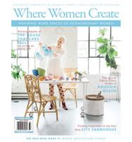 Where Women Create Autumn 2017