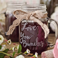 Love You Bunches Mug Project