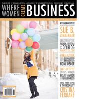 Where Women Create BUSINESS Winter 2016