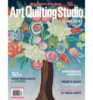 Art Quilting Studio Winter 2018