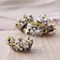 Memory Hardware French Regalia Crowns I