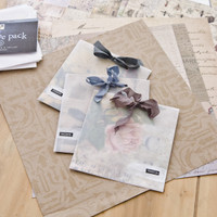 Talking about Translucent Envelopes Project by Christen Hammons
