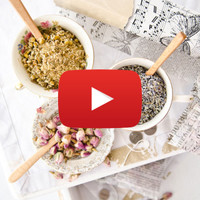 Tea Bag Sachets Video