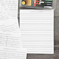 Brush Lettering Kit with Tombow Markers