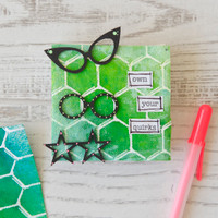 Keeping Things Light & Quirky Project by Christen Hammons