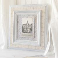 Framed Vintage Postcards Project