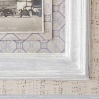 Framed Vintage Postcards Project