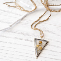 Chamomile Fields Necklace