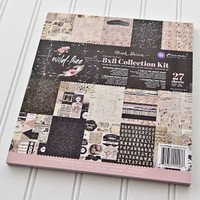 "Wild and Free 8"" x 8"" Collection Kit"