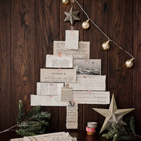 Paperie Christmas Tree Project by Johanna Love
