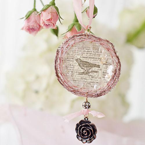 Nesting Ornament by Johanna Love