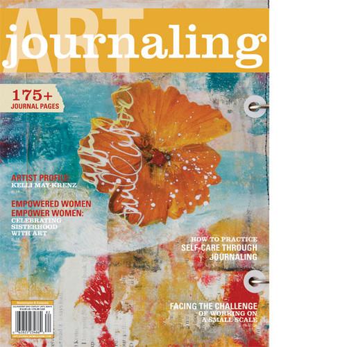 Art Journaling Summer 2018 — Digital Only