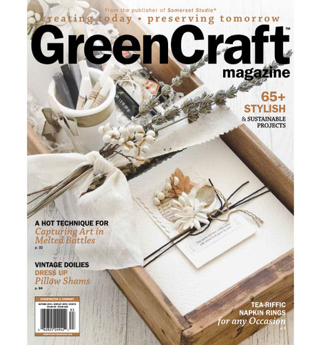 GreenCraft Magazine Autumn 2018 — Digital Only