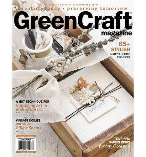 GreenCraft Magazine Autumn 2018 — Digital Only