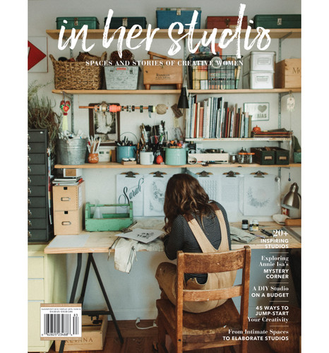 In Her Studio Premier Issue — Digital Only