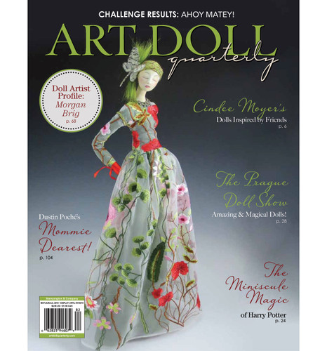 Art Doll Quarterly Summer 2018 — Digital Only