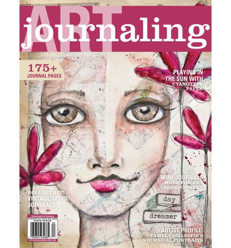 Art Journaling Winter 2019 — Digital Only