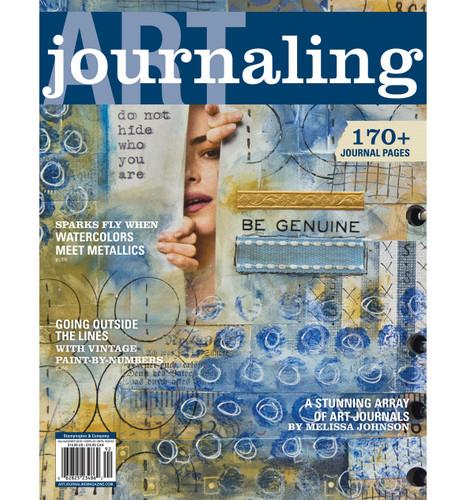 Art Journaling Summer 2019 — Digital Only