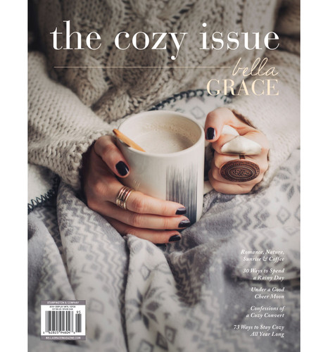 The Cozy Issue Volume 2— Digital Only